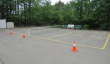 pickle-ball-court