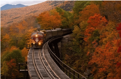 There are great places for seniors to visit in New Hampshire.